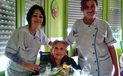 101 ans de Mme Le Cloarec